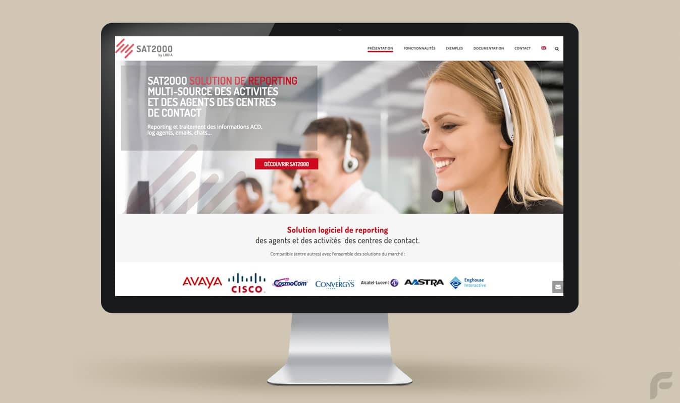 Frametonic Création de sites internet marketing digital TPE PME - Lodia Software