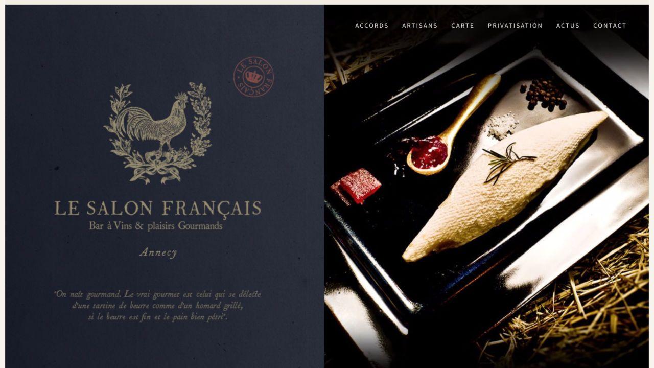 Frametonic Digital Marketing et création de sites internet pour les restaurateurs Paris Annecy